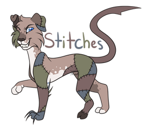 Day 5   Stitches by ScribbledTale