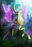 King Thorax by Mad--Munchkin