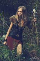 Forest Shaman by silverwing-sparrow