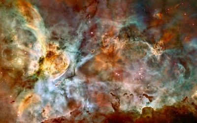 Carina Nebula Wallpaper by envyouraudience
