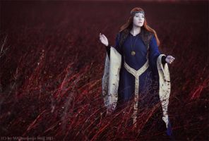 Sorceress of the Woods II by MADmoiselleMeli