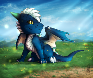 Hello world by Hatchy-Bridy