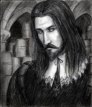 Guy Fawkes by dashinvaine
