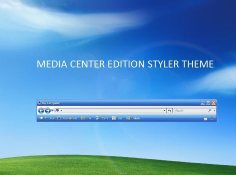 Media Center Edition by pankaj981