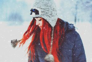 Let it snow by LinkyQ