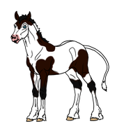 LC- Foal Design #64 by DarkNFallen88