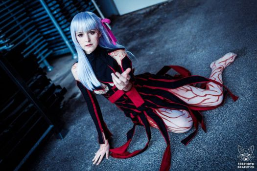 Dark Sakura Matou - Fate Heaven's Feel Cosplay by Tinu-viel