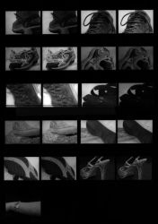 Shoes Contact Sheet by digitalblue