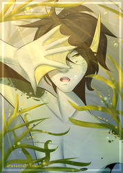 among the reeds by dreameroftheblue