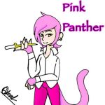 Hooman Pink by Illiterate-Swine