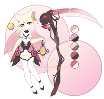 -:Butterfly Shinigami Auction CLOSED:- by MikiAdops