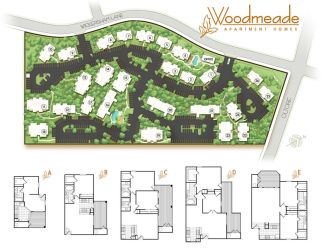Woodmeade Site Plan by PatrickThornton