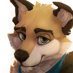 Icon for myself by HulluMel