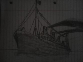RMS Olympic by Cleptrophese