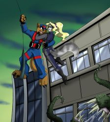 Swat Kats: Rescue Me by Ty-Chou