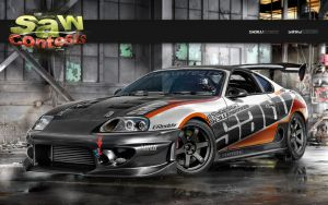Toyota Supra_SAWcontest_exclusive by yasiddesign