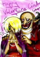 Early happy valentine Cindry by MistressOfAntics