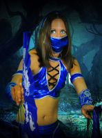 Halloween 2013 - Kitana by DESIGNOOB
