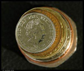 Coin stack by Stumm47