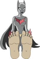 Batwoman soles by T95Master