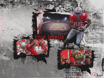 Evan Spencer Wall by KevinsGraphics