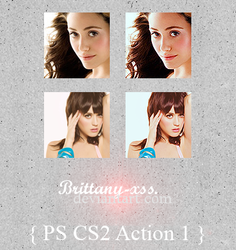 PS CS2 Action 1 by brittany-xss