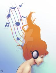 The Tunes That Move You by Marshu