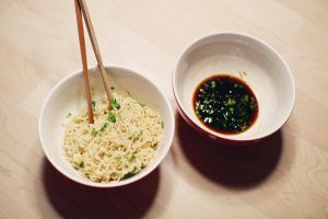 Cold Ramen by Freacore
