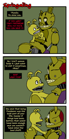 Springaling 219: Sea Horse by Negaduck9