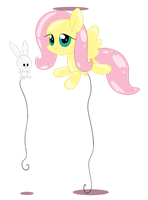 Fluttershy Is A Balloon : Who Wanna One ? :: by AnthoCat