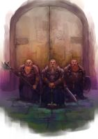 Dwarves by Windmaker