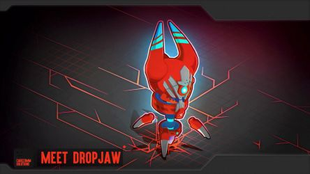 Steam Trading Cards - Dropjaw by Eden-West