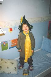 Snufkin - My First Cosplay by hiphoplate