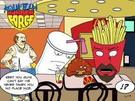 ATHF - Mickey D's Mission by lizzy1e
