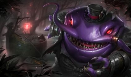 Unholy Tahm Kench by Dexistor371