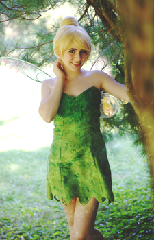 Tinkerbell by peppermint-grass