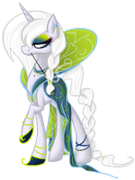 Grand Galloping Gala 1: Lum by Miss-Bow