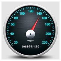 Speed o meter by briquet42