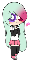 ~.:1/6 Mariana shy:. by Nini-the-inkling