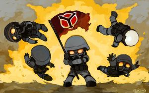 Helghast: The Deadly? by sebassP4