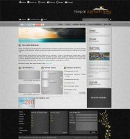 Tourism Website by prithu