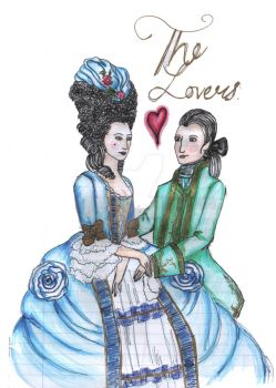 The Lovers- Costume Designs by avoiding-you