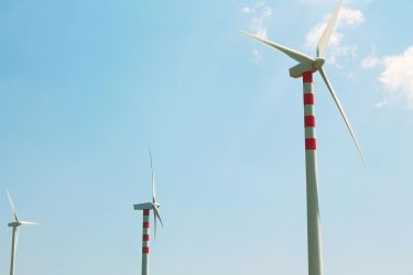 Wind Turbines by LelloGneh