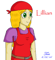 Lillian (Candle Cove) by OjoListo
