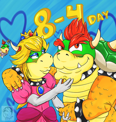 Bowser Day by DFKJR