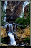 Tangle Falls 2 by KSPhotographic