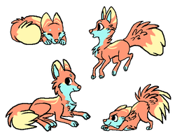 Pink lemonade adopt (OPEN) by Water-dopts