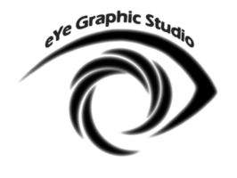 eye graphic studio logo 2 by Av3n93r