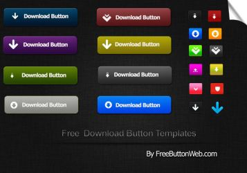 Free PSD Download Buttons by button-finder