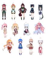 {Closed} Adopts not sold by xMikuChuu